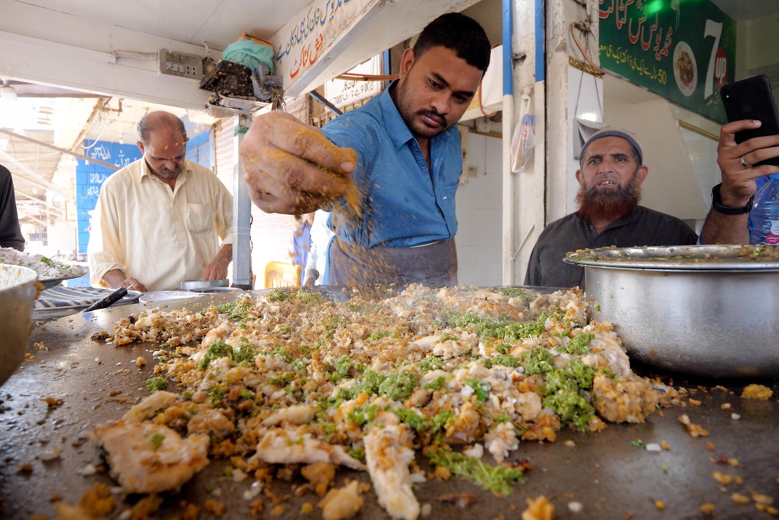 MashAllah Fish Katakat