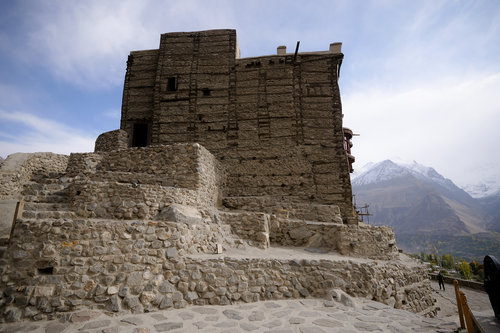 Baltit Fort in Gilgit-Baltistan