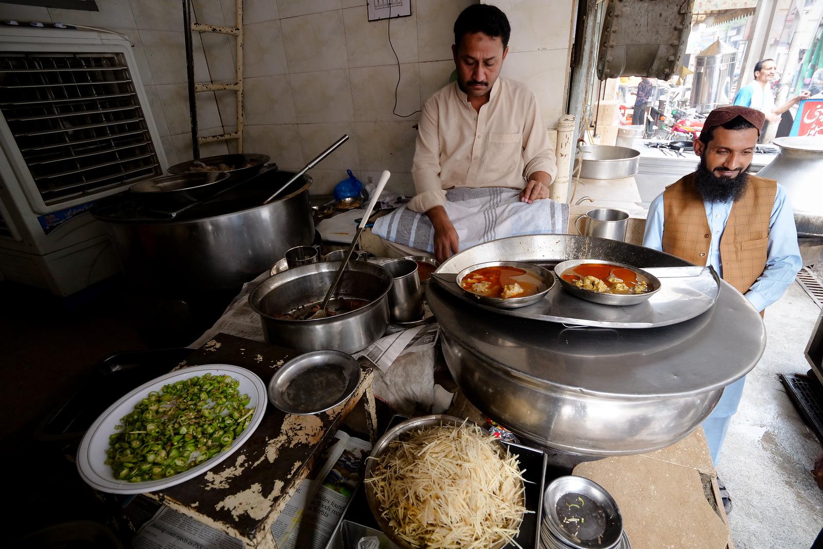 Waris Nihari in Lahore