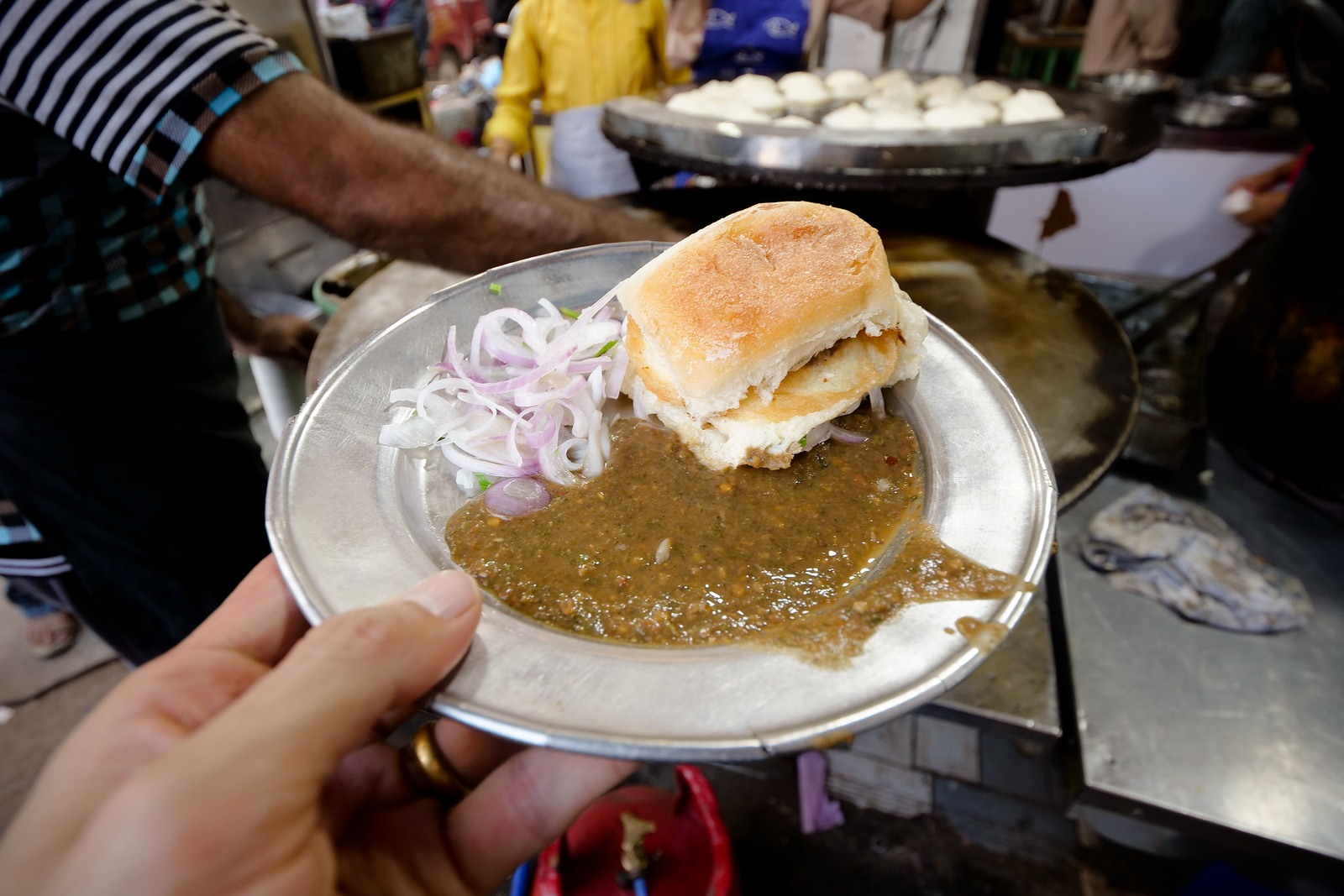 卡拉奇街美食