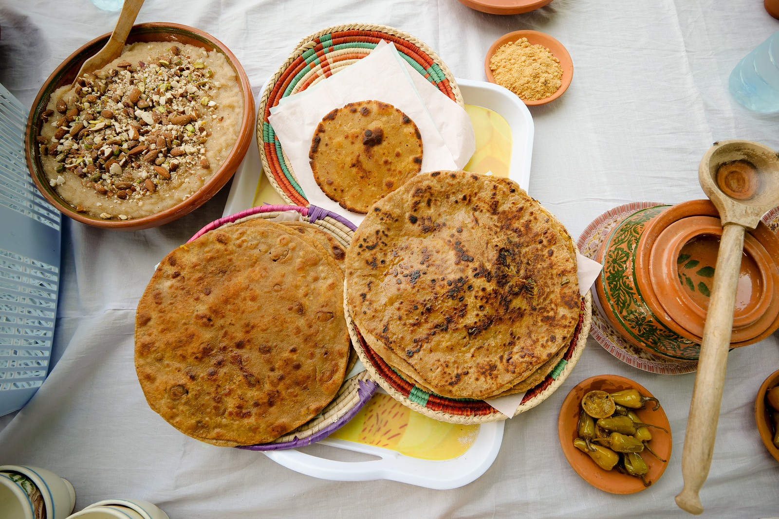 Traditional Punjabi Food