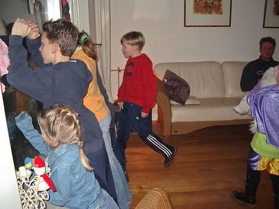 Pakjes avond 2005