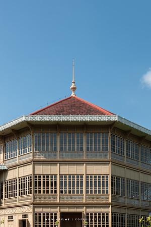 Vimanmek Mansion, Dusit Palace