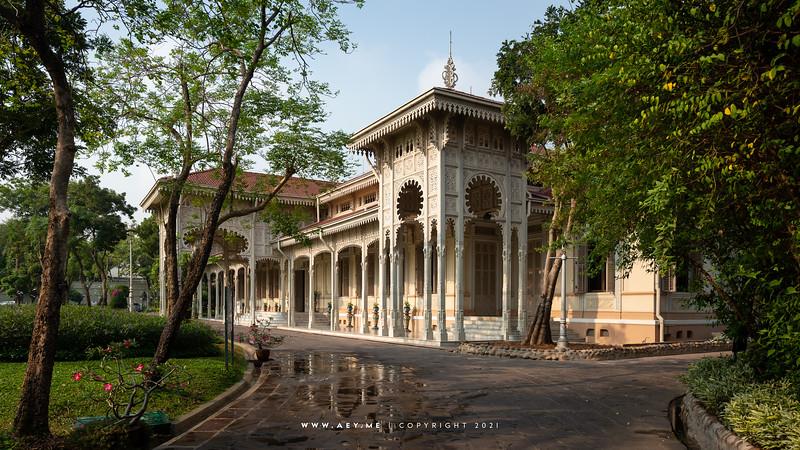 Abhisek Dusit Throne Hall, Dusit Palace