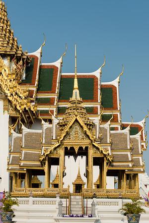 Aphorn Phimok Prasat Pavilion, Grand Palace