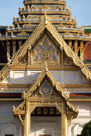 Chakri Maha Prasat Throne Hall