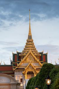 Chakri Maha Prasat Throne Hall, Grand Palace