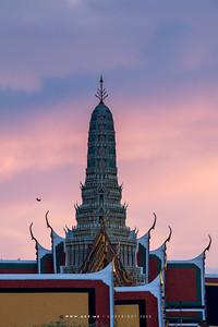 Prasat Phra Thep Bidon, Wat Phra Kaew, Grand Palace