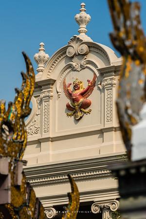 Museum of Wat Phra Sri Rattana Satsadaram, Grand Palace