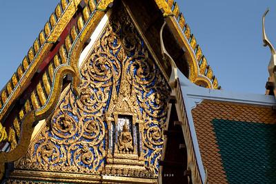 Paisal Taksin Hall, Grand Palace,