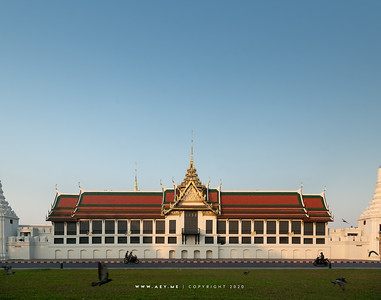 Suthaisawan Prasat Throne Hall, Grand Palace
