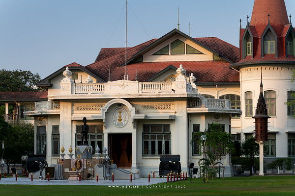 Café de Norasingha, Phayathai Palace