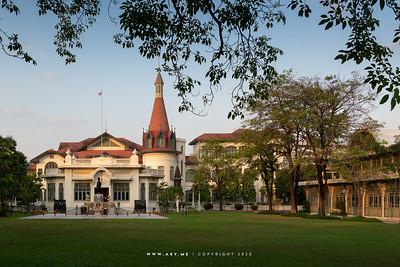 Phiman Chakri Throne Hall, Phyathai Palace