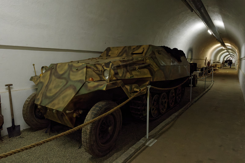 Czechoslovakian OT-810 (Sd.Kfz. 251 derivative)