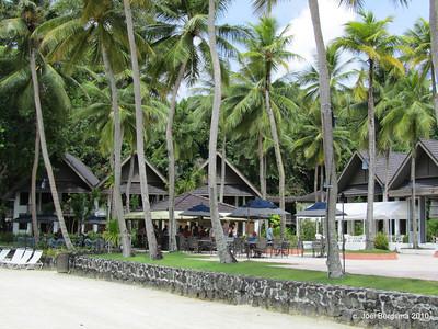 2011 Palau Pacific Resort