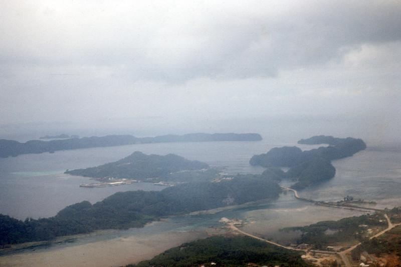 Palau:  Malakal Harbor