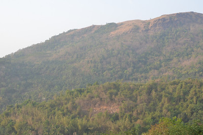 Thayyeni, Thayyeni Hill Top and Thayyeni Town
