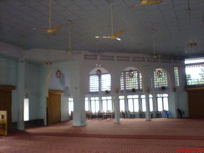 Inside the Church in my village, St. John's Church Palavayal