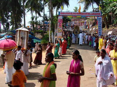 St Johns Church Palavayal Celebrations and Processions - 2006