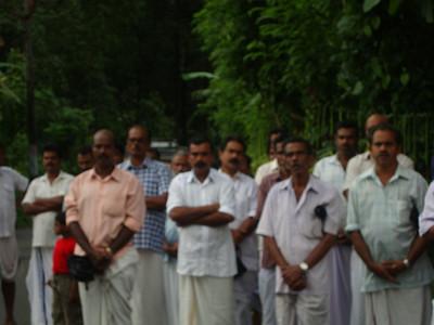 Birth Centenary Celebrations of St. Alphonsa at St. John's Church, Palavayal