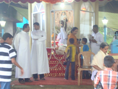 Birth Centenary Celebrations of St. Alphonsa at St. John's Church, Palavayal