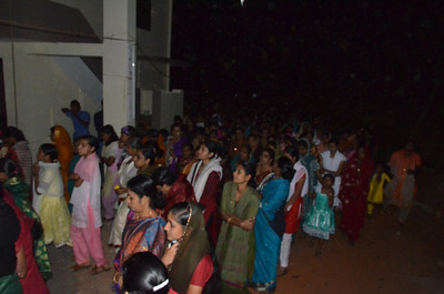 Christmas 2011 Celebrations at St. Johns Church, Palavayal
