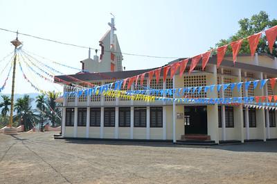 St Johns Church Palavayal - Festival Preparations - 2011