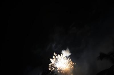St Johns Church Palavayal - Festival 2011 Fireworks Celebrations