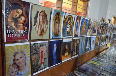 Marian Exhibition 2011 - Palavayal