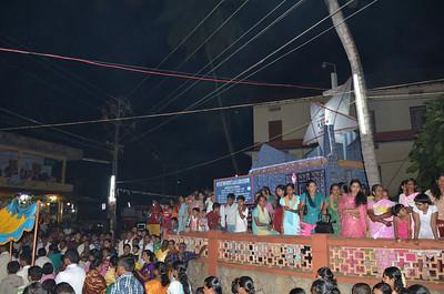 St Johns Church Palavayal - Festival 2011 Celebrations and Processions