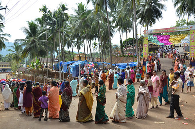 St Johns Church Palavayal - Festival 2011 Celebrations and Processions