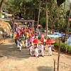 St John's Church Palavayal festival processions