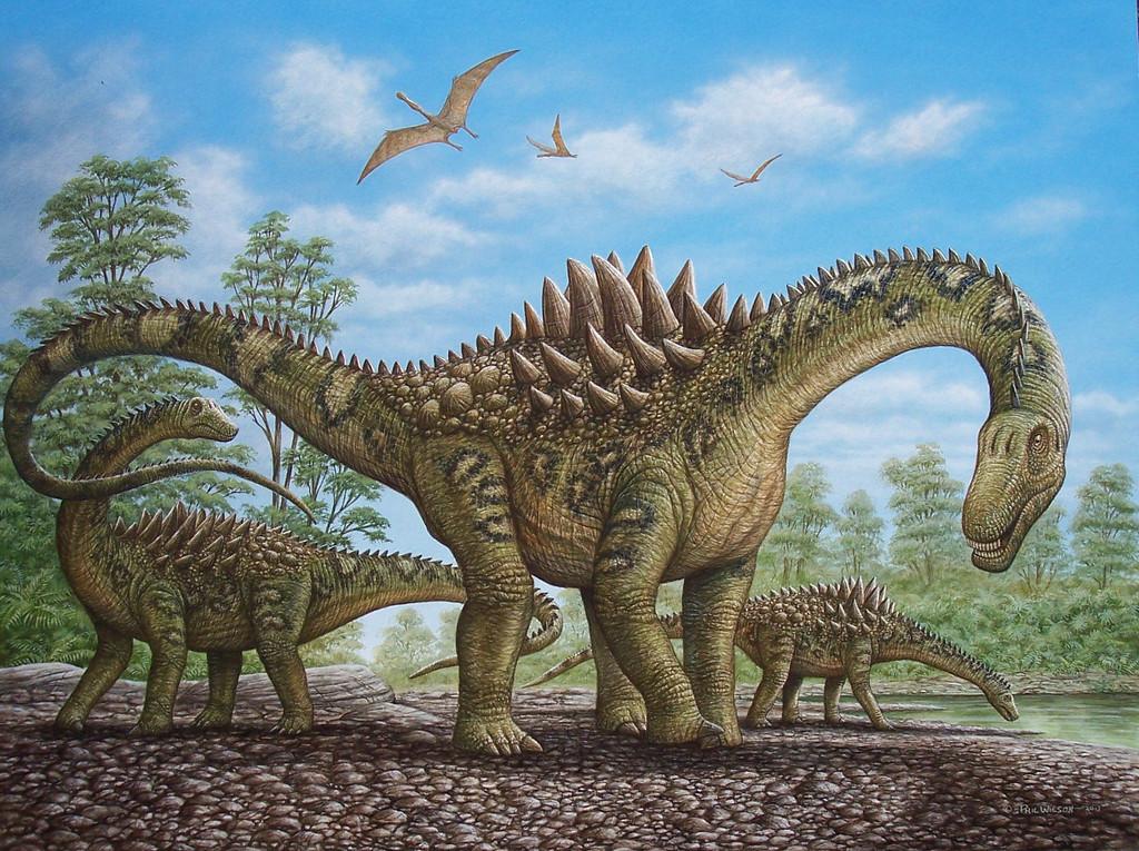 Ampelosaurus,