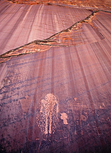 Desecration Panel, San Juan River