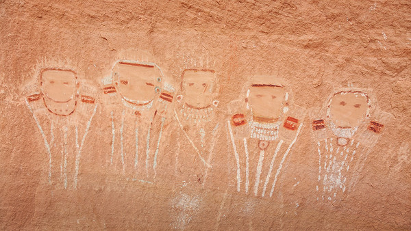 Pictographs, Canyonlands