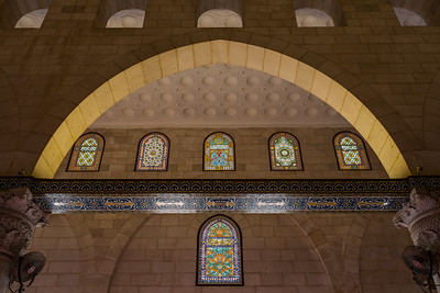 Beauty inside Al-Aqsa
