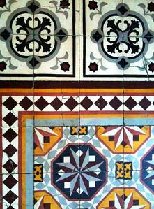 Tile floor, Bethlehem