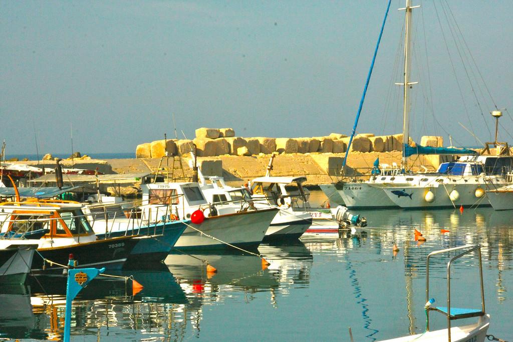 Yaffa Port