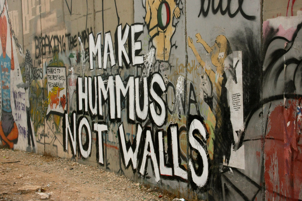 Apartheid Wall, Bethlehem