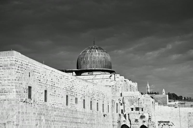 Western Wall - The Old City in Jerusalem, Palestine/Israel