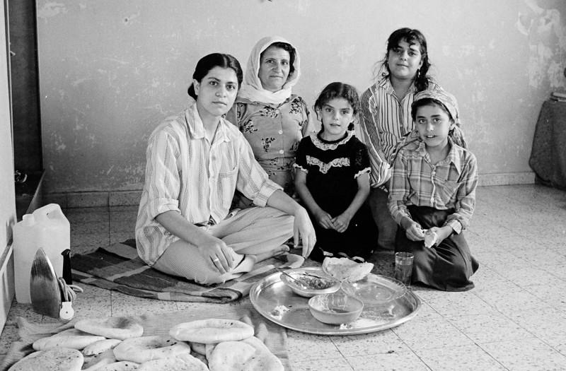 Famlily lunch - Umm el Fahm