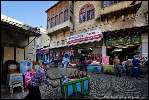 ISRAEL. PALESTINE. VILLE DE NAPLOUSE.