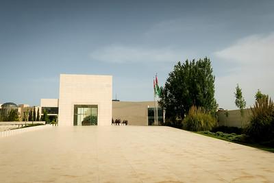 Arafat's Tomb