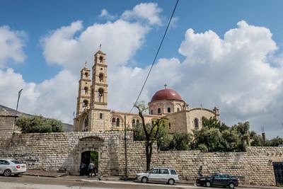 Jacob's Well Church, Nablus