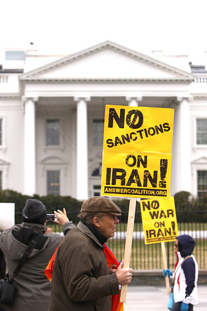 Iran No War On Iran, No Sanctions and No Assassinations