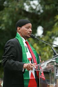 Imam Mahdi Bray National Director of the American Muslim Alliance