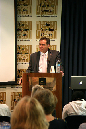 Miko Peled Peace Maker June21,2012 The Palestine Center Washington D.C.