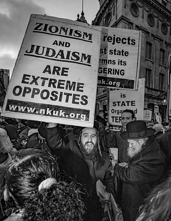 Palestinian Protest-London