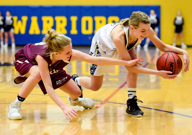 Palisade Frederick Girls Basketball