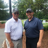 Retired Police Chief Ray McCusker and Paul Hardy, both of Chelmsford